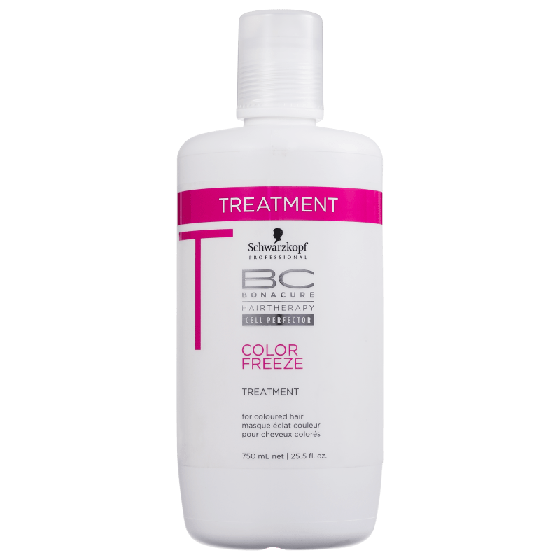 Schwarzkopf Professional BC Bonacure Color Freeze Treatment - Máscara 750ml