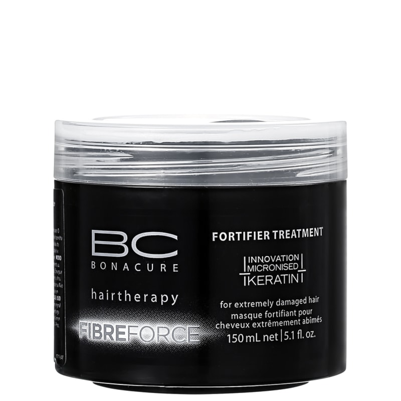 Schwarzkopf Professional BC Bonacure Fibre Force Fortifier Treatment - Máscara de Tratamento 150ml