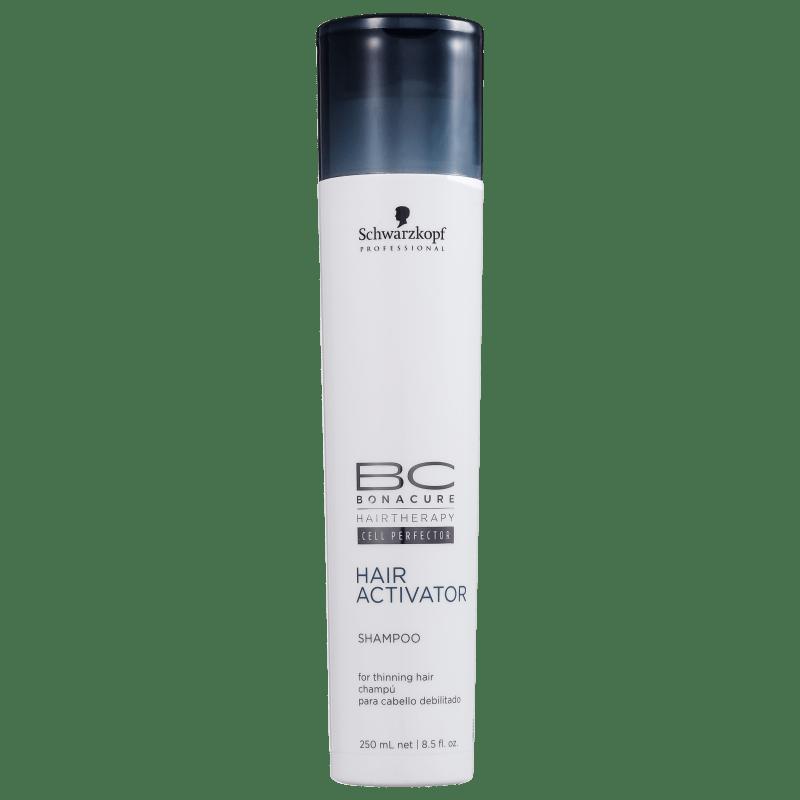 Schwarzkopf Professional BC Bonacure Hair Activator - Shampoo 250ml