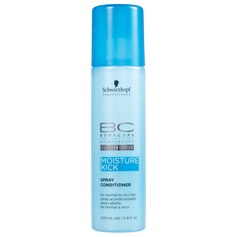Schwarzkopf Professional BC Bonacure Moisture Kick Spray Conditioner - Leave-In 200ml
