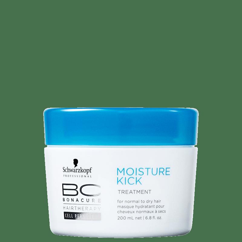 Schwarzkopf Professional BC Bonacure Moisture Kick Treatment - Máscara 200ml