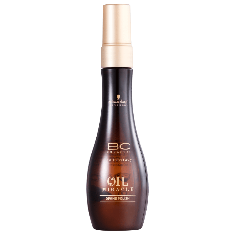 Schwarzkopf Professional BC Bonacure Oil Miracle Divine Polish - Spray de Brilho 100ml