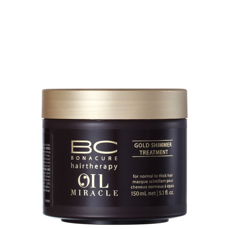Schwarzkopf Professional BC Bonacure Oil Miracle Gold Shimmer Treatment - Máscara 150ml