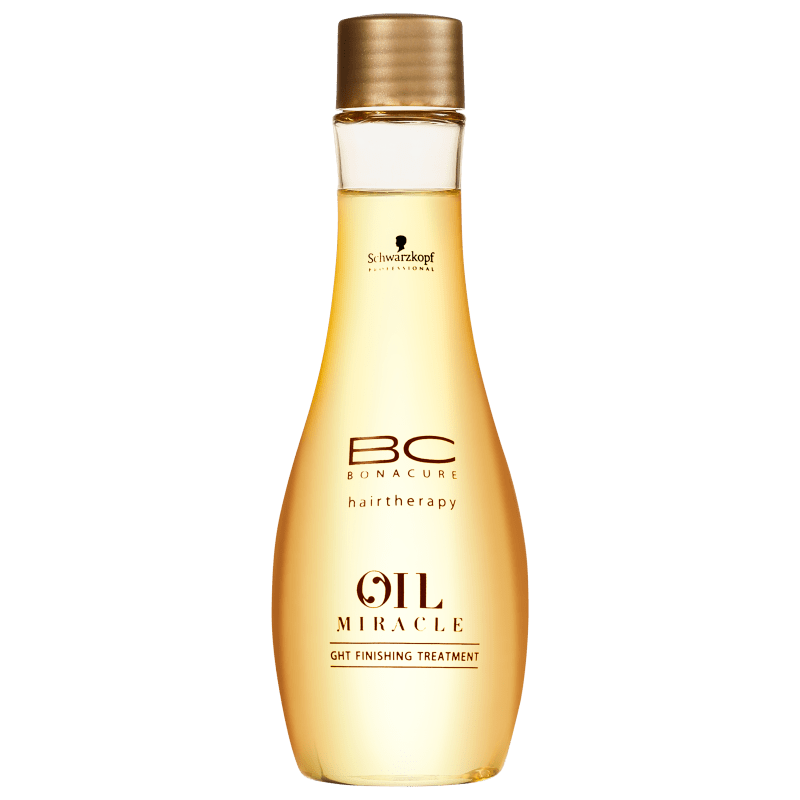 Schwarzkopf Professional BC Bonacure Oil Miracle Light Finishing Treatment - Óleo de Marula 100ml