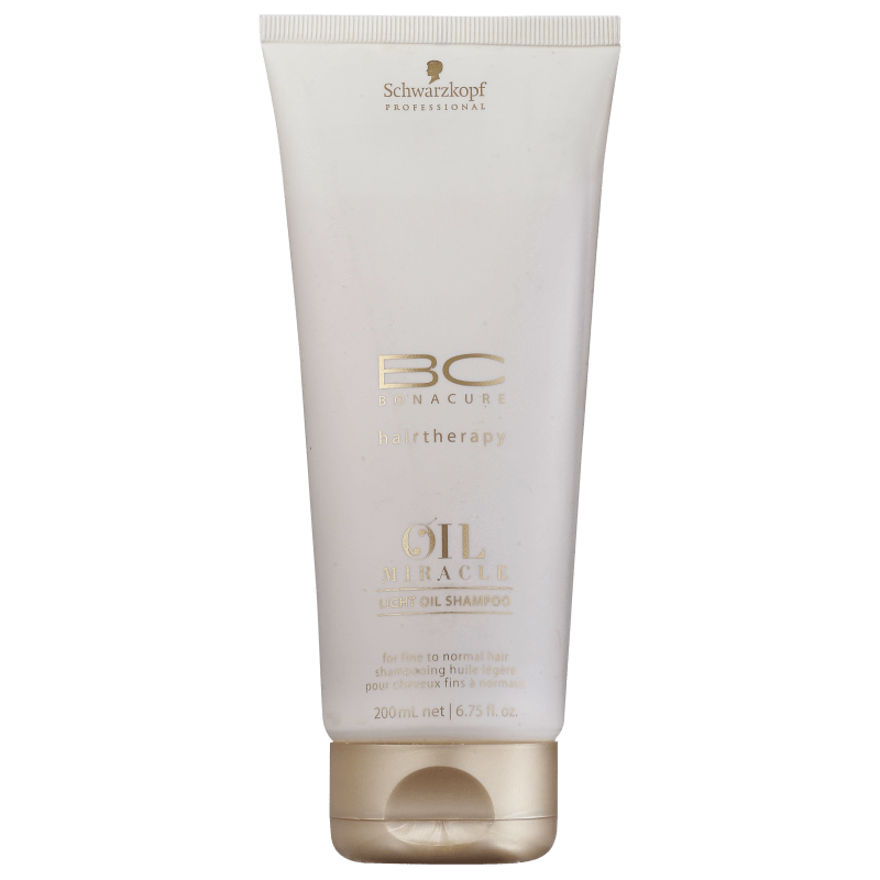 Schwarzkopf Professional BC Bonacure Oil Miracle Light - Shampoo 200ml