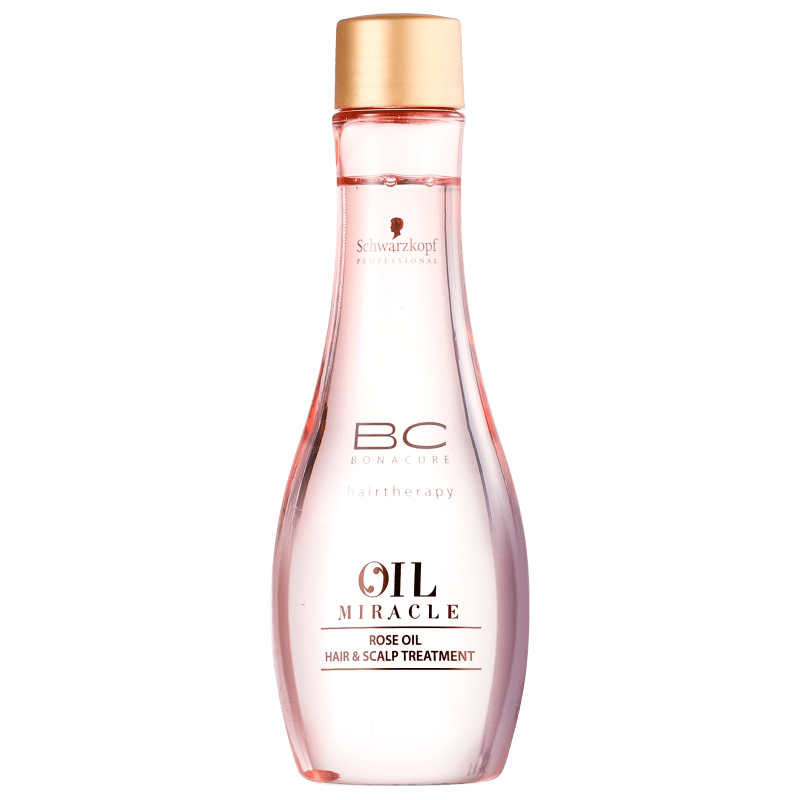 Schwarzkopf Professional BC Bonacure Oil Miracle Rose - Óleo de Tratamento Capilar 100ml