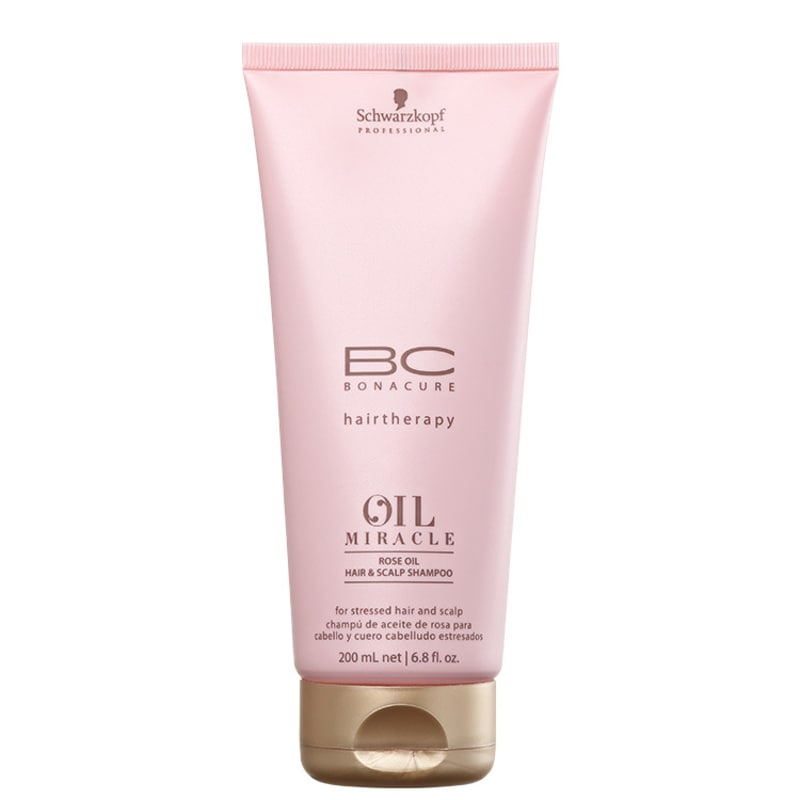 Schwarzkopf Professional BC Bonacure Oil Miracle Rose - Shampoo 200ml