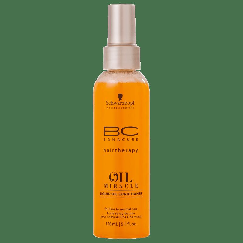 Schwarzkopf Professional BC Bonacure Oil Miracle Spray Conditioner - Condicionador Leave-In 150ml