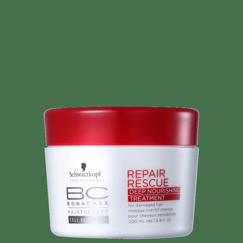 Schwarzkopf Professional BC Bonacure Repair Rescue Deep Nourishing Treatment - Máscara 200ml