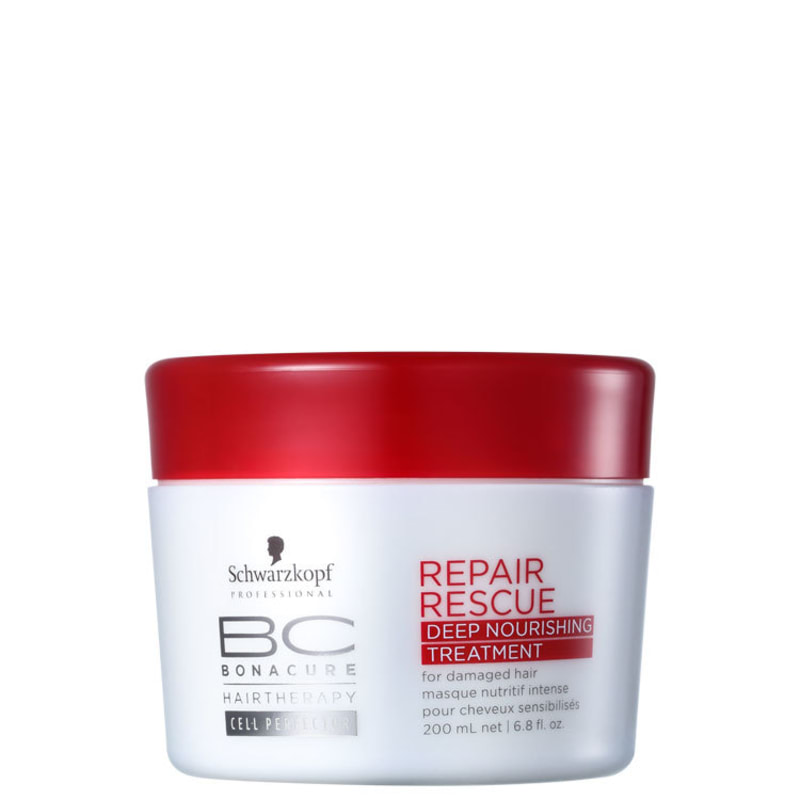 Schwarzkopf Professional BC Bonacure Repair Rescue Deep Nourishing Treatment - Máscara 200ml