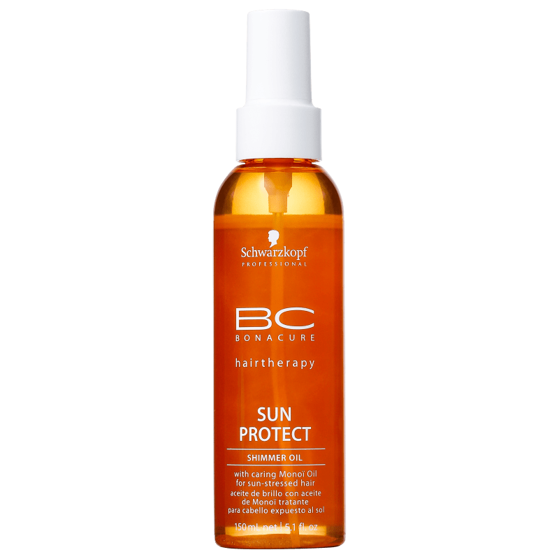 Schwarzkopf Professional BC Bonacure Sun Protect Shimmer Oil -Spray de Brilho 150ml
