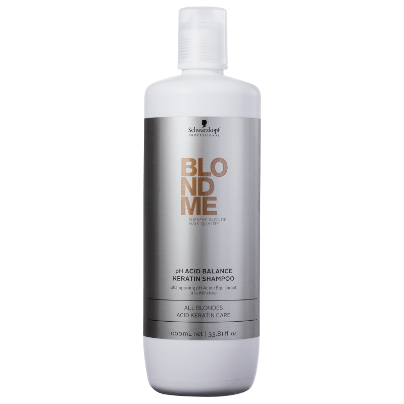 Schwarzkopf Professional BlondMe pH Acid Balance - Shampoo 1000ml