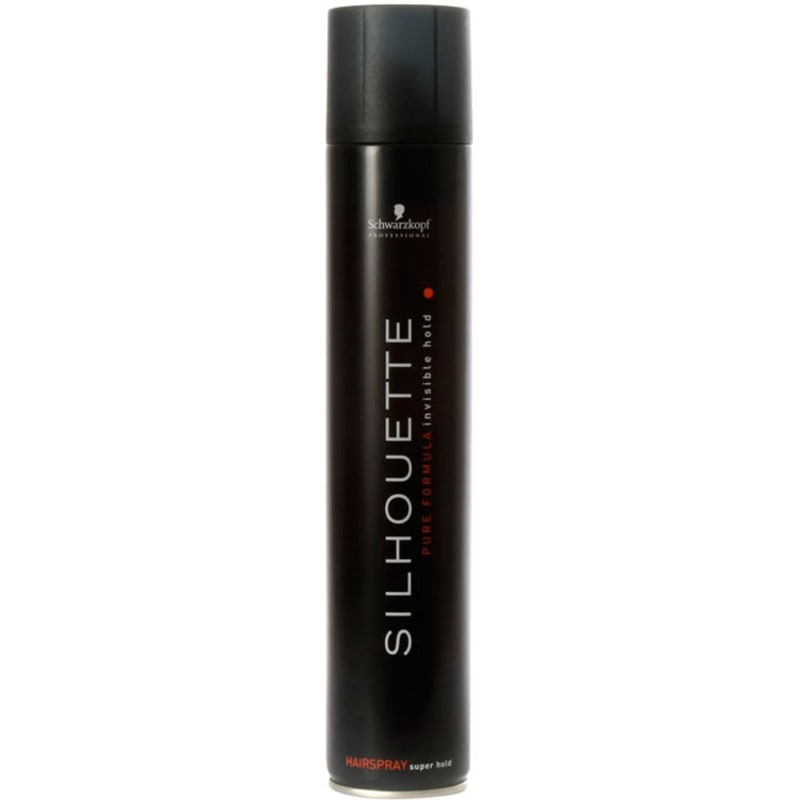 Schwarzkopf Professional Silhouette Hairspray Super Hold - Finalizador 500ml