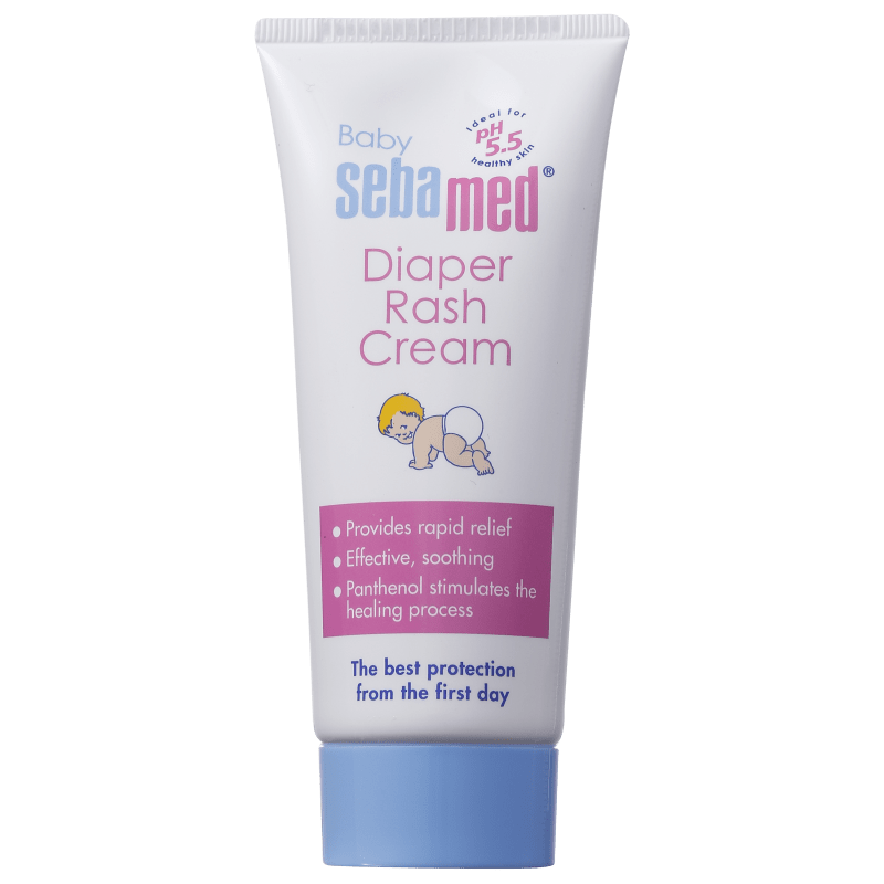 Sebamed Baby Diaper Rash Cream - Creme para Assaduras 100ml