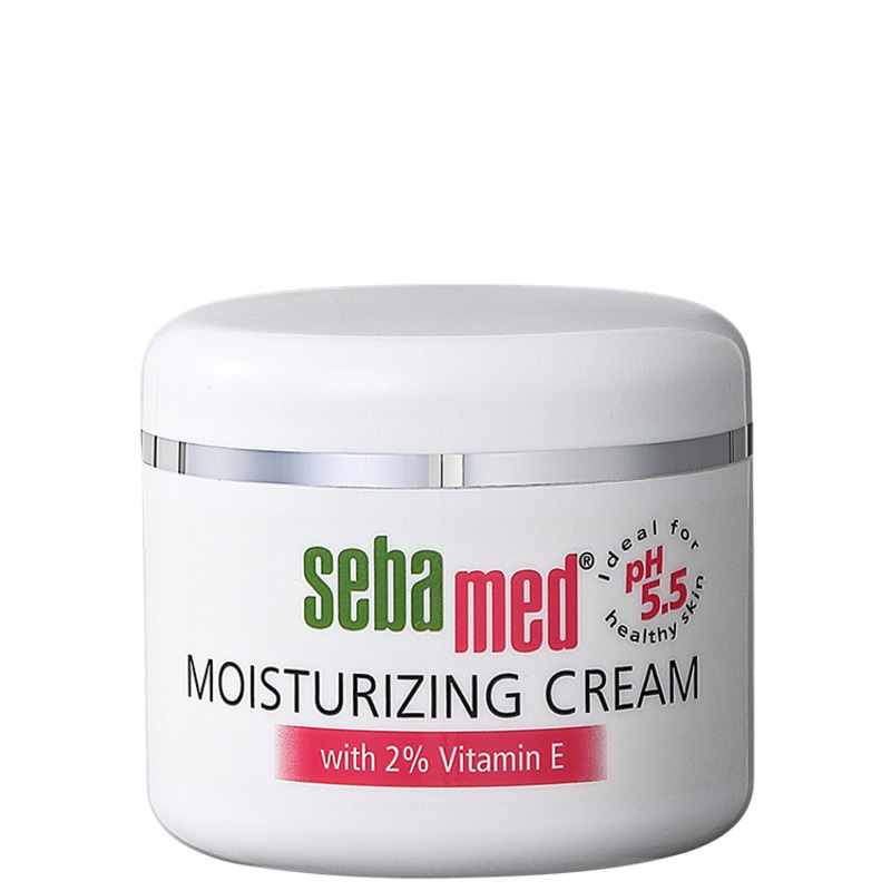 Sebamed Moisturizing Cream - Hidratante Facial 75ml