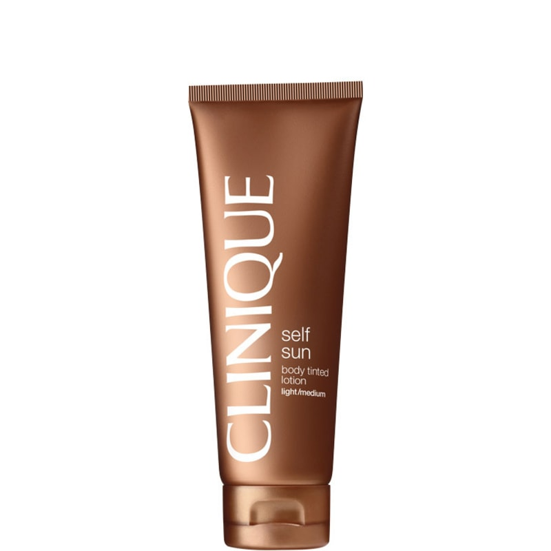 Clinique Sun Care Self Sun Body Daily Mosturizer Light/Medium - Autobronzeador 125ml