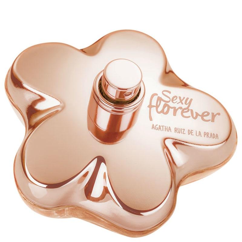 Sexy Florever Agatha Ruiz de La Prada Eau de Toilette - Perfume Feminino 30ml
