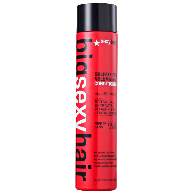 Sexy Hair Big Big Volumizing - Condicionador 300ml