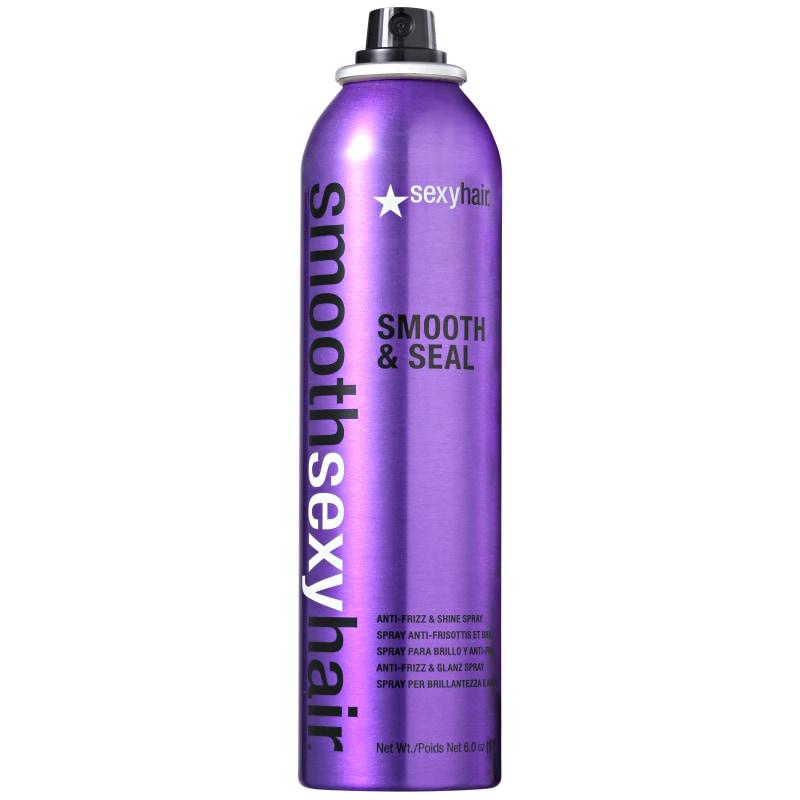 Sexy Hair Smooth & Seal - Spray de Brilho Anti-frizz 200ml