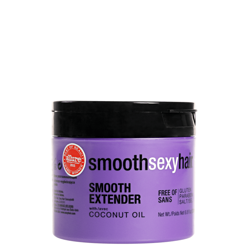 Sexy Hair Smooth Smooth Extender - Máscara Capilar 200ml