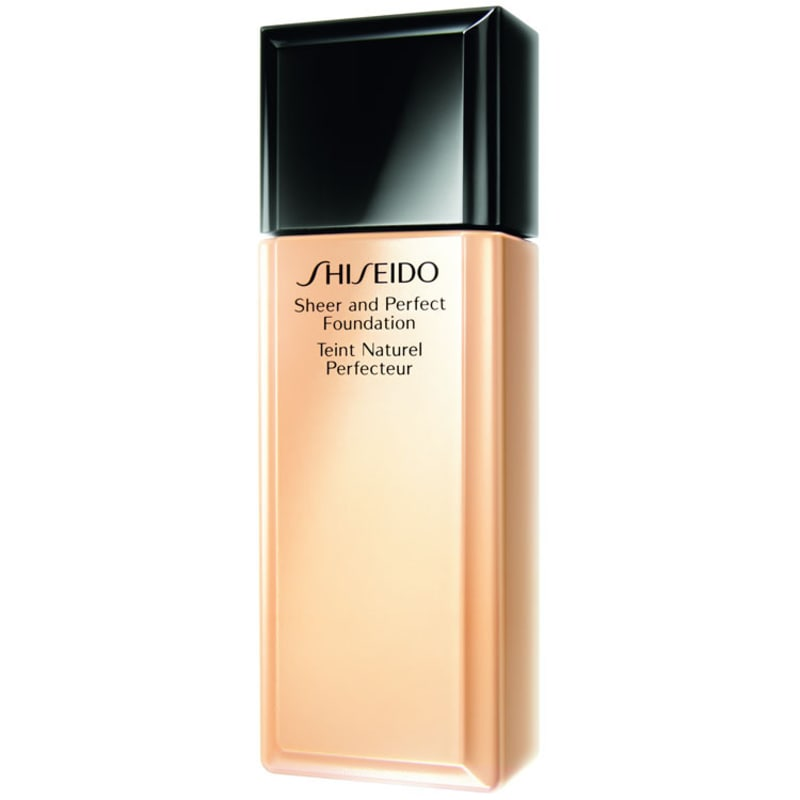 Shiseido Sheer and Perfect Foundation FPS 15 Natural Light Ivory I20 - Base Líquida 30ml