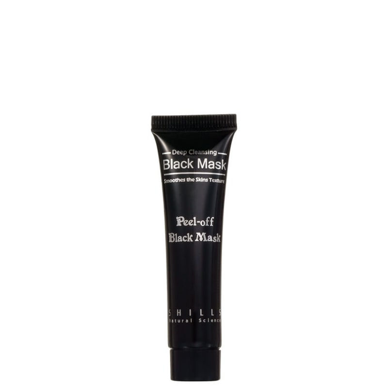 Shills Black Mask - Máscara Removedora de Cravos 15ml