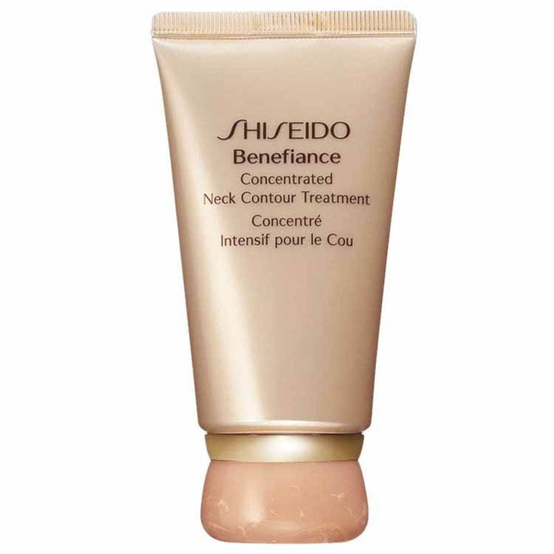 Shiseido Benefiance Concentrated Neck Contour Treatment - Creme para O Pescoço e Colo 50ml