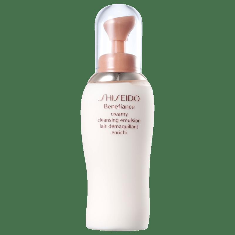Shiseido Benefiance Creamy Cleansing Emulsion - Creme Demaquilante 200ml