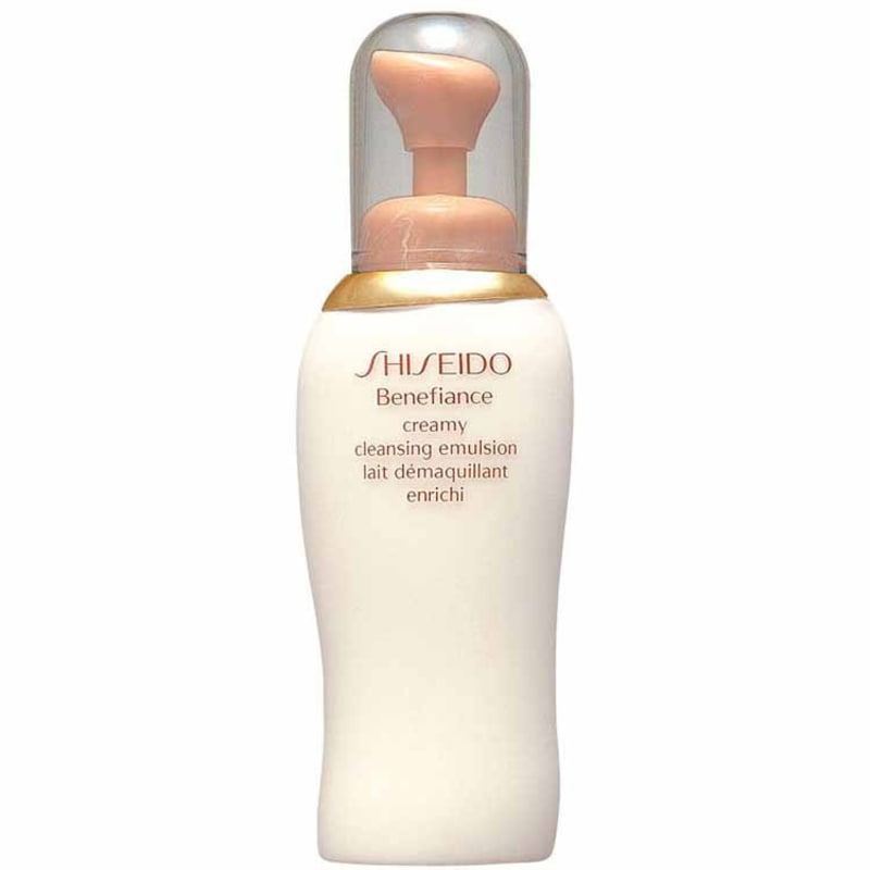 Shiseido Benefiance Creamy Cleansing Emulsion - Creme Demaquilante 200ml