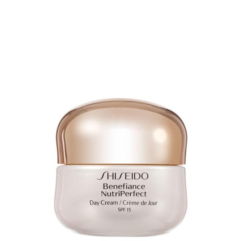 Shiseido Benefiance NutriPerfect Day FPS 15 - Creme Anti-Idade Diurno 50ml