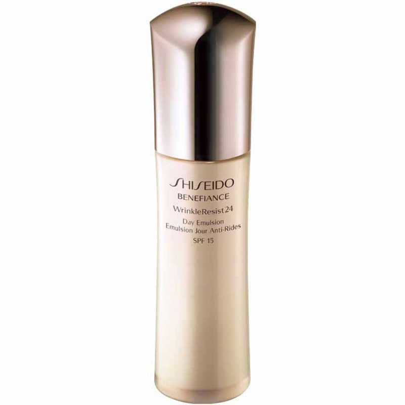 Shiseido Benefiance Wrinkle Resist24 Day FPS 15 - Emulsão Anti-Idade Diruna 75ml