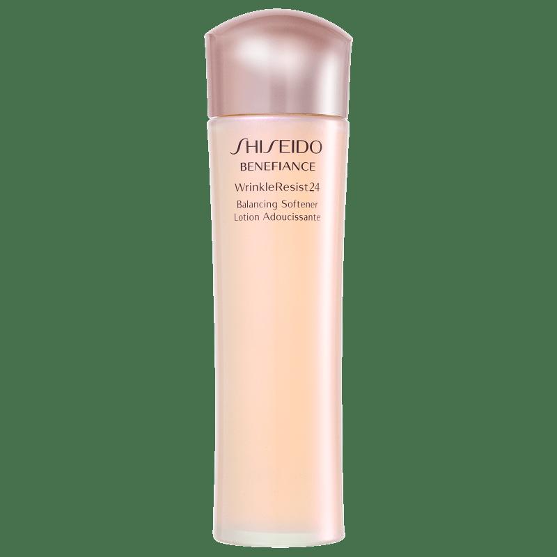 Shiseido Benefiance Wrinkle Resist24 Balancing Softner - Loção Anti-Idade 150ml