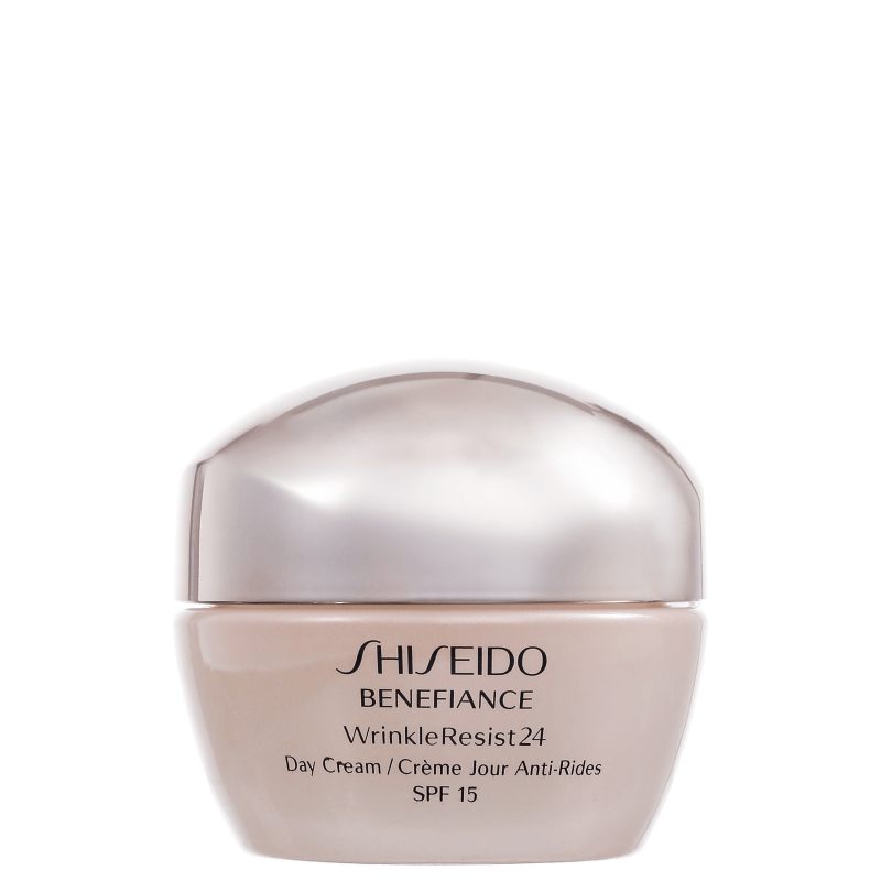 Shiseido Benefiance Wrinkle Resist24 Day FPS 15 - Creme Anti-Idade Diurno 50ml