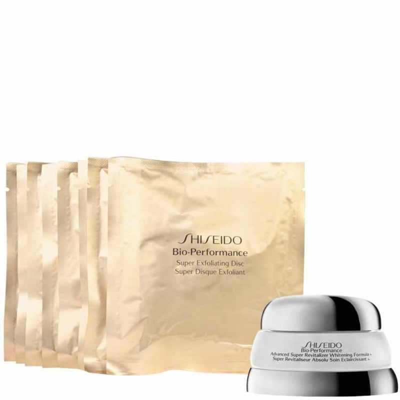 Shiseido Bio-Performance Whitening Treatment Kit (2 Produtos)