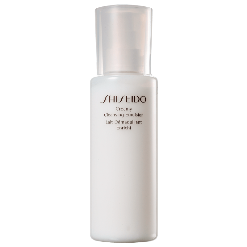 Shiseido Creamy Cleasing - Emulsão de Limpeza Facial 200ml