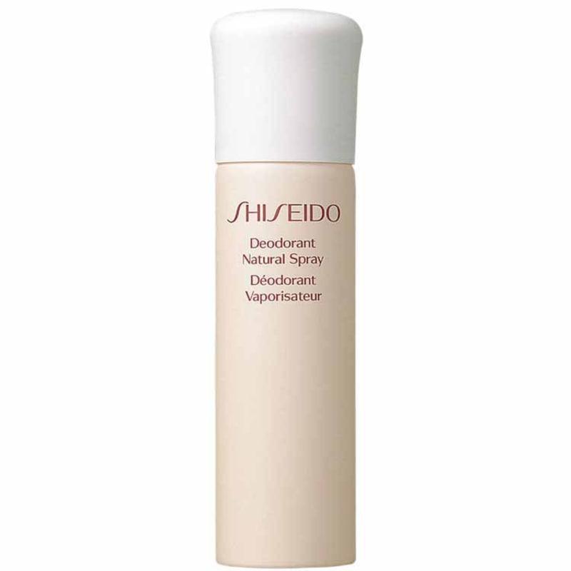 Shiseido Deodorant Natural Spray - Desodorante Spray 100ml