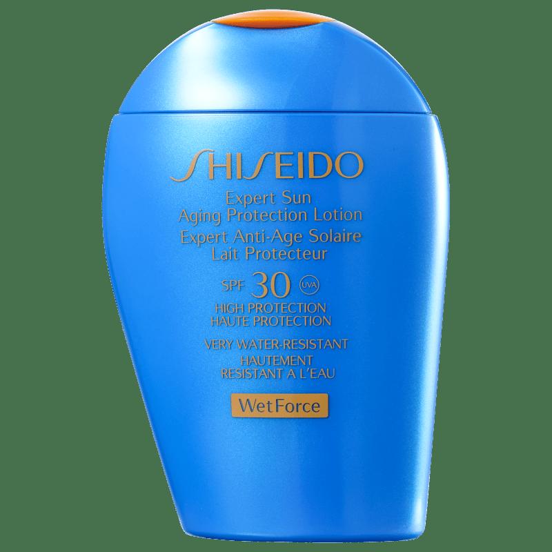 Shiseido Expert Sun Aging Protection Lotion FPS 30 - Protetor Solar Facial 100ml