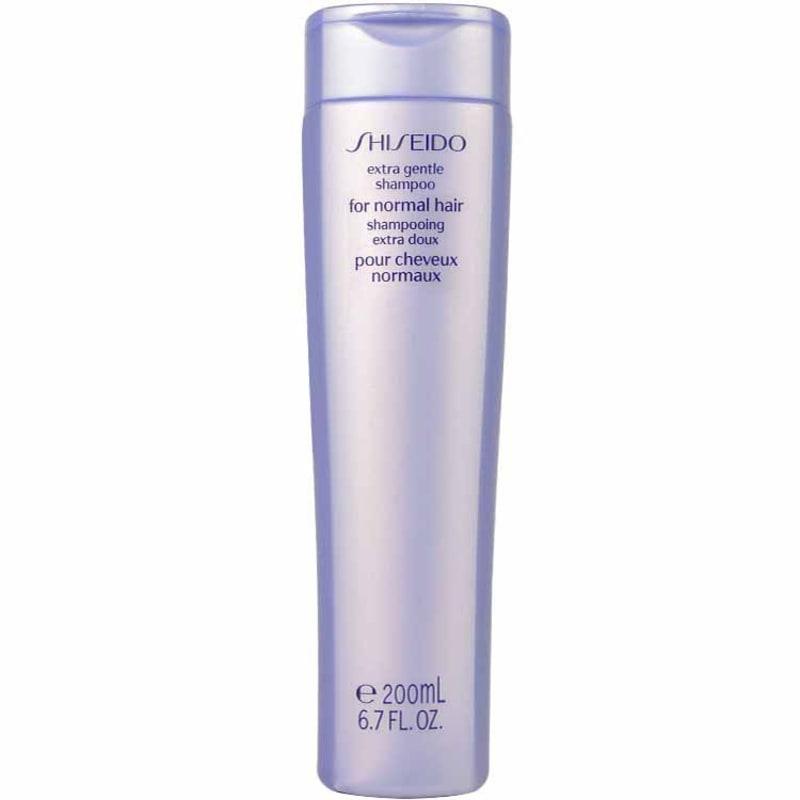 Shiseido Extra Gentle Shampoo for Normal Hair - Shampoo 200ml