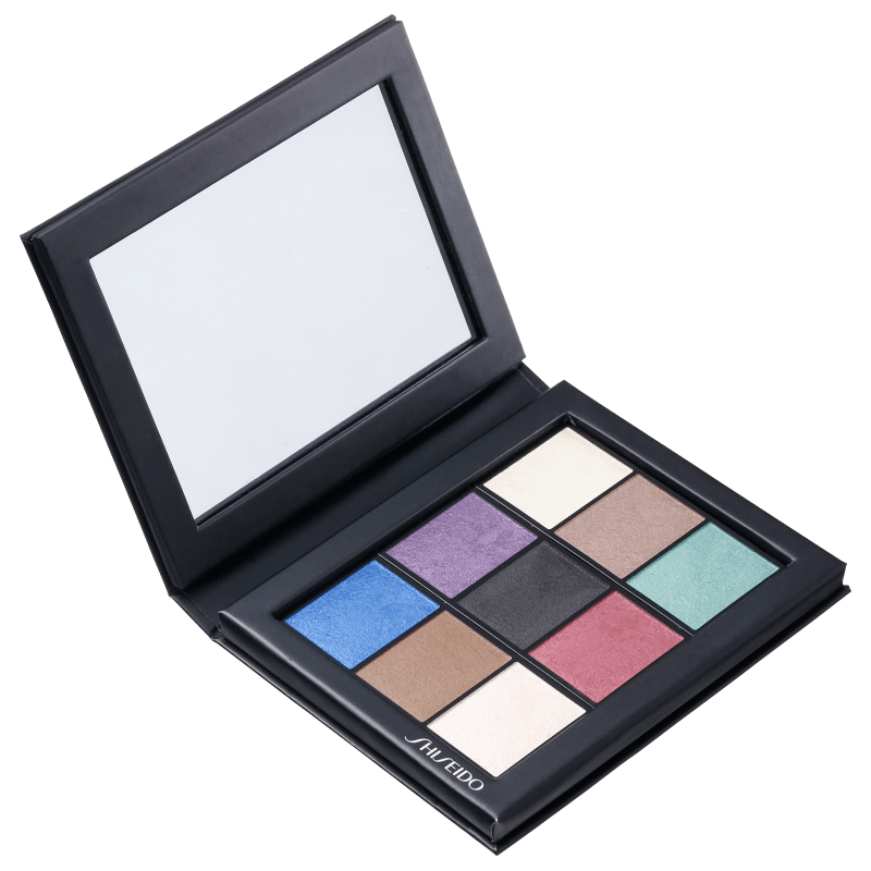 Shiseido Eye Color Bar - Paleta de Sombras 9g