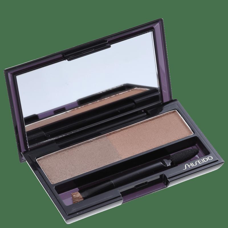 Shiseido Eyebrow Styling Compact Medium Brown Br602 - Paleta para Sobrancelha 5g