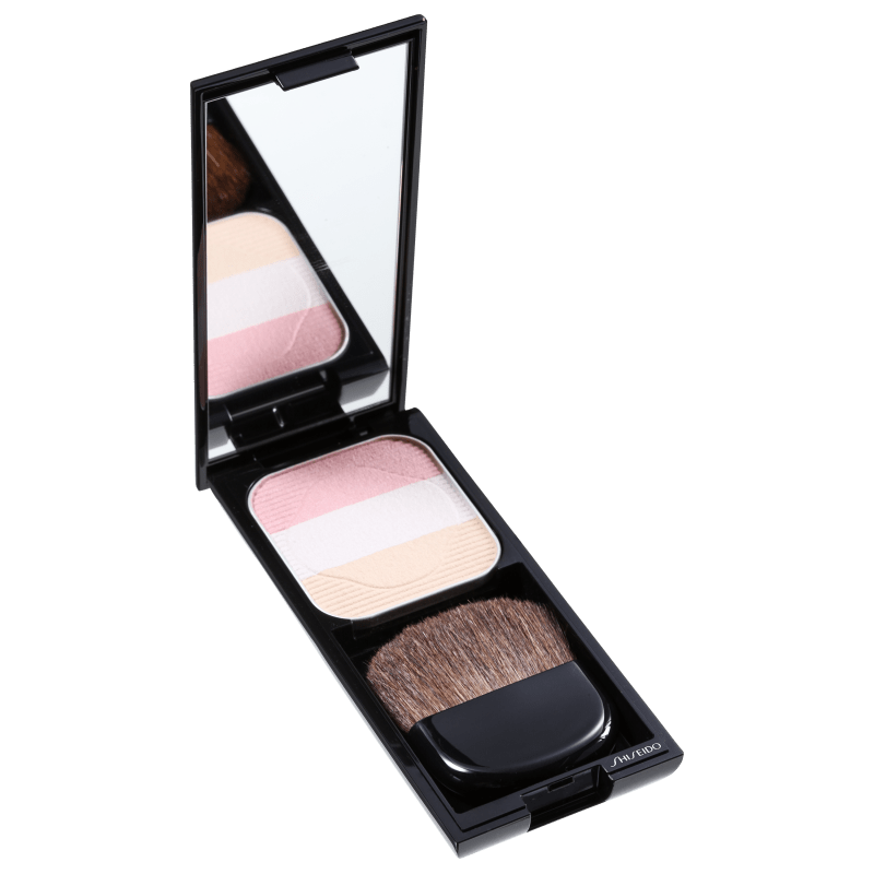 Shiseido Face Color Enhancing Trio Pk1 - Blush Luminoso 7g