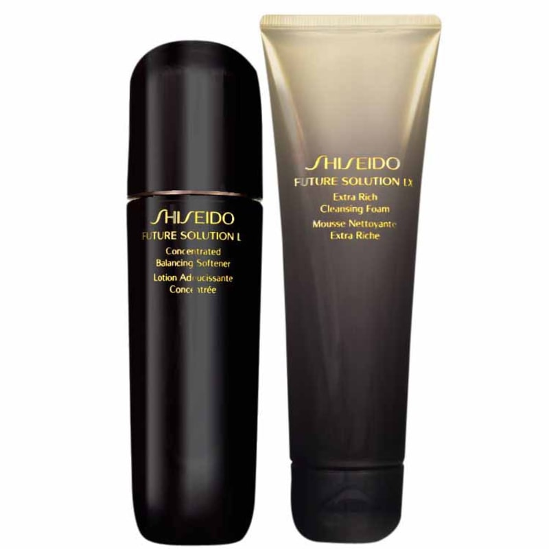 Kit Shiseido Future Solution LX Clean Care (2 produtos)