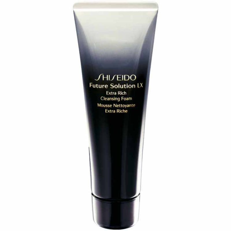 Shiseido Future Solution LX Extra Rich Cleansing Foam - Espuma de Limpeza 125ml