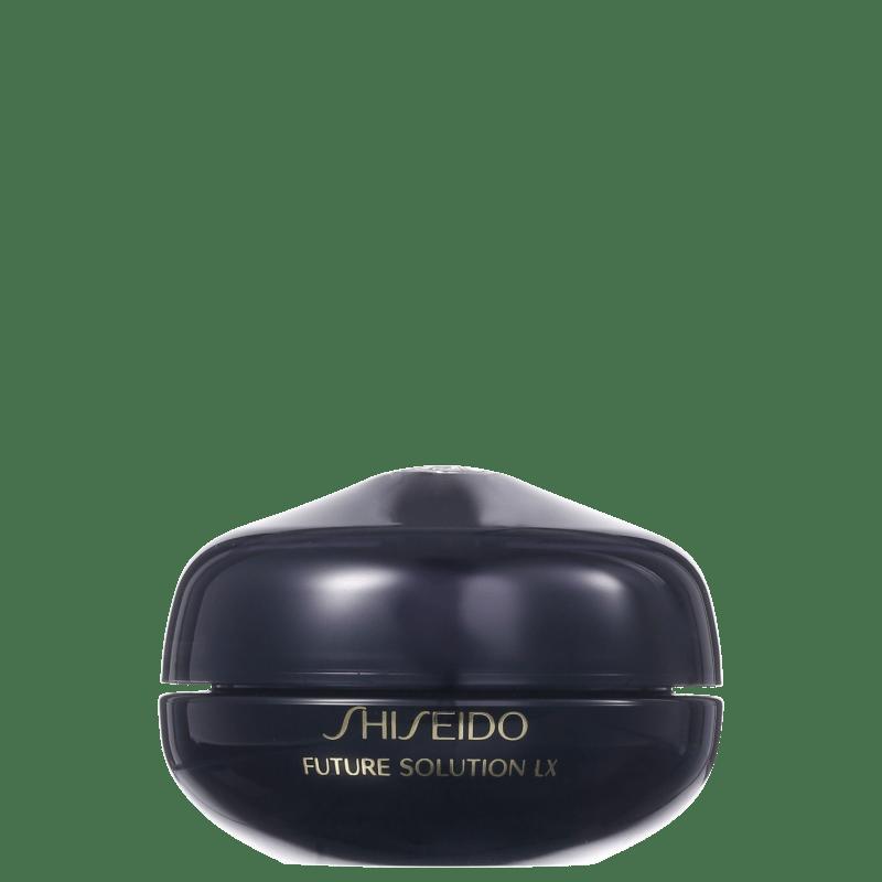 Shiseido Future Solution LX Eye and Lip Contour Regenerating - Creme para Rugas e Anti-Idade 15ml