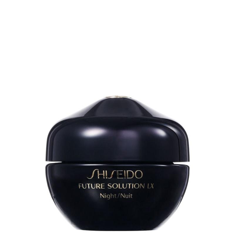 Shiseido Future Solution LX Night Total Regenerating Cream - Creme Noturno 50ml