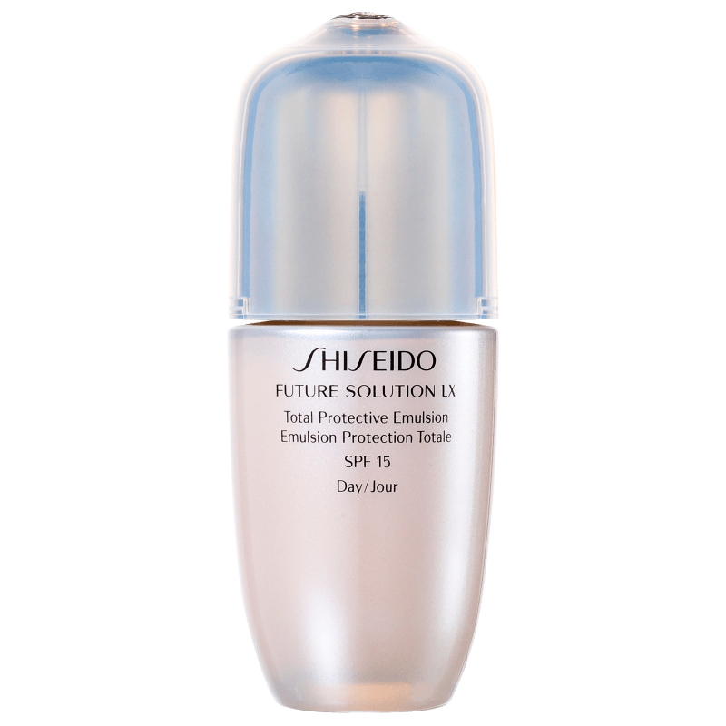 Shiseido Future Solution LX Total Protective FPS 15 - Emulsão Anti-Idade 75ml