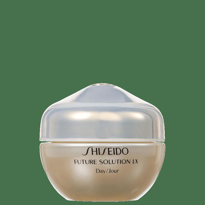 Shiseido Future Solution LX Total Protective FPS 18 - Creme para Rugas e Anti-Idade 50ml