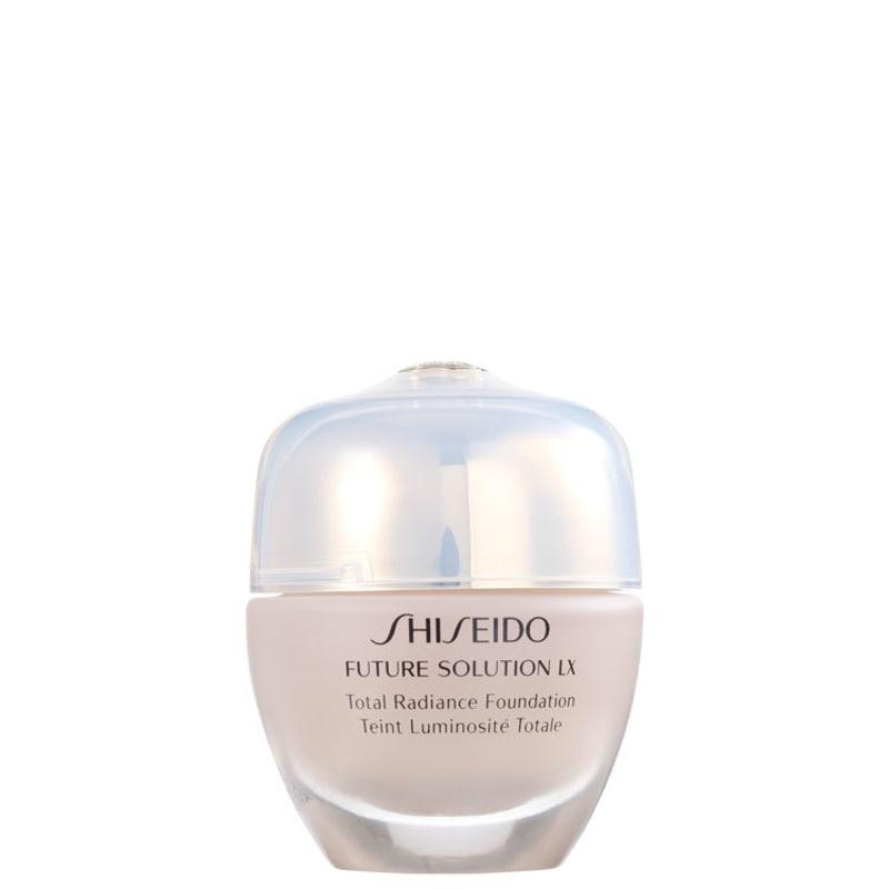 Shiseido Future Solution LX Total Radiance Foundation FPS 15 I00 - Base Cremosa 30ml