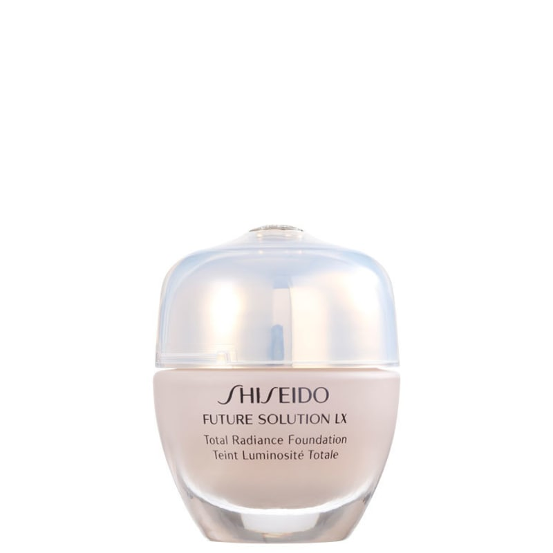 Shiseido Future Solution LX Total Radiance Foundation FPS 15 I20 - Base Cremosa 30ml