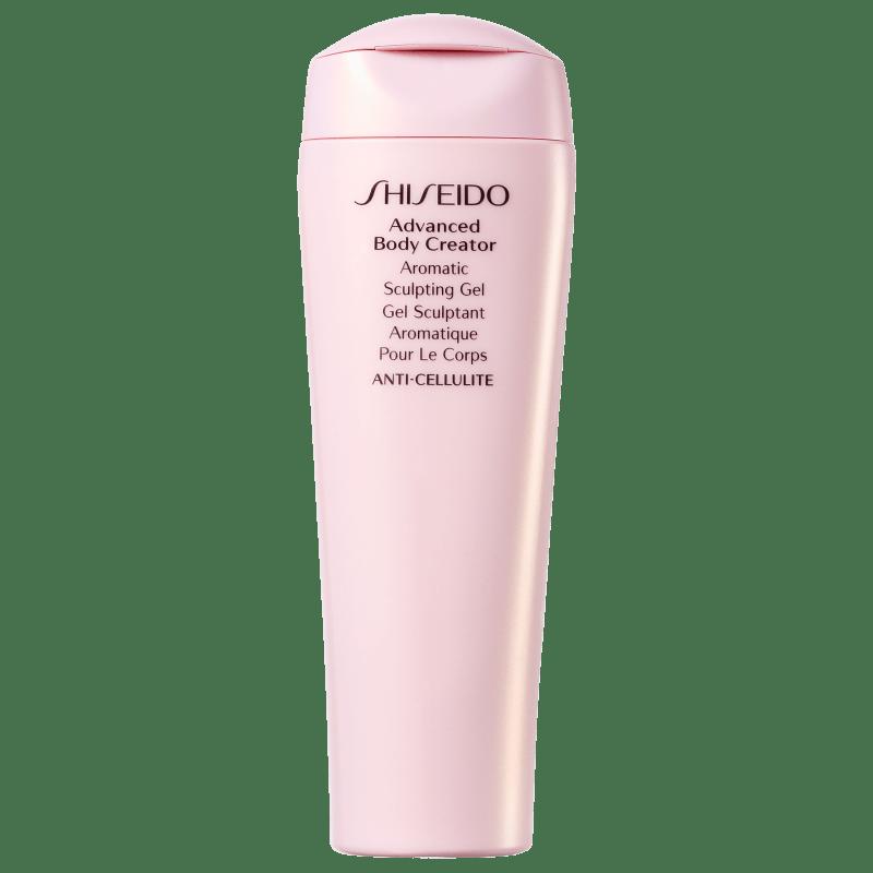 Shiseido Global Care Advanced Body Creator - Gel para Celulite 200ml